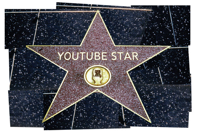 Youtube Stars Social media